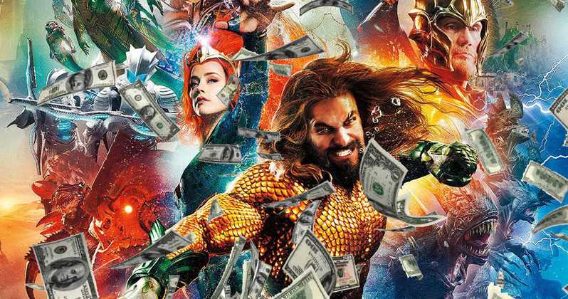 Aquaman Box Office Suicide Squad