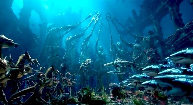 Aquaman Rotten Tomatoes Score