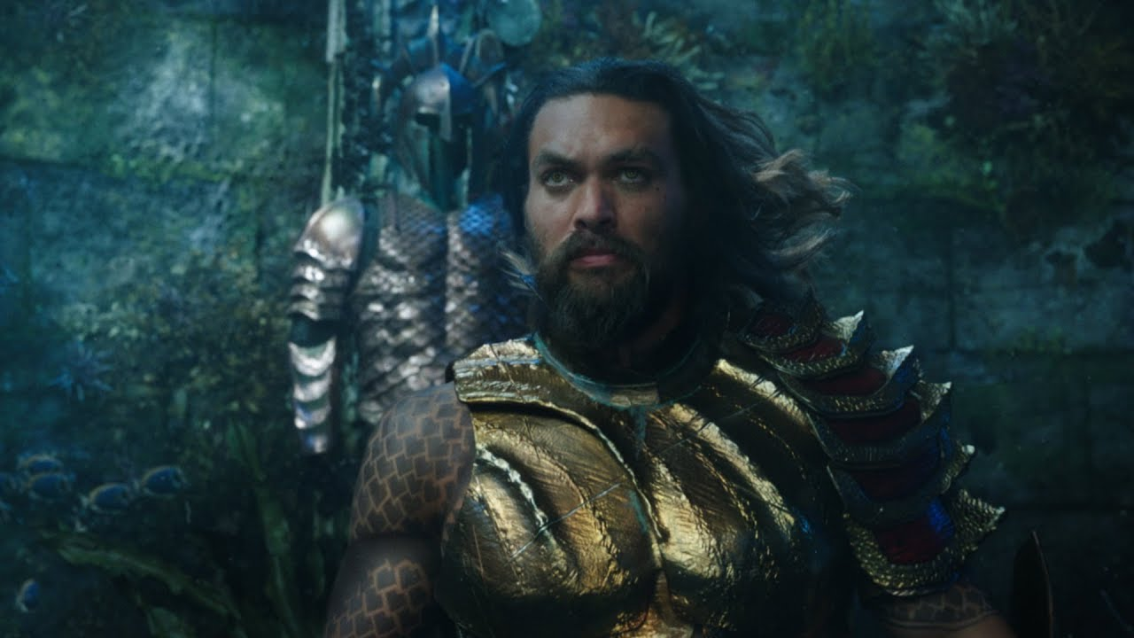 Photo of Aquaman Marks $135 Million at The Box Office in its First Week in China