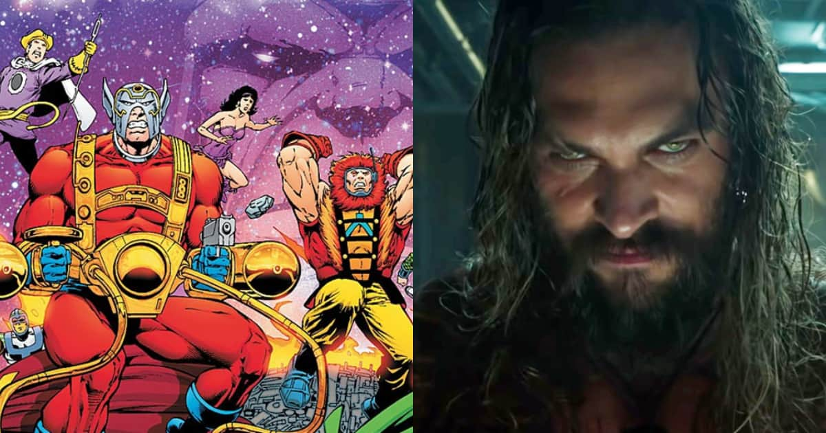 Photo of Does Aquaman Hint Towards A 'New Gods' Movie With a Superman Villain?