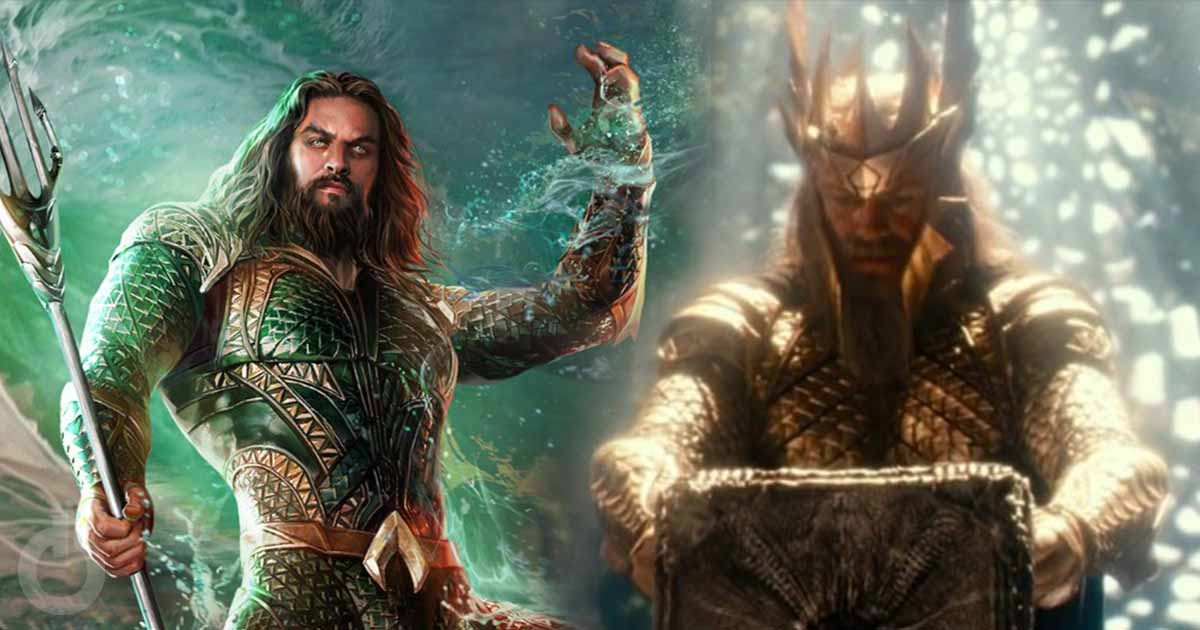 Aquaman Mid Credits Scene