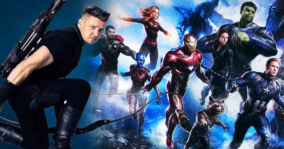 Photo of Marvel Fan Chart Reveals The Importance of Hawkeye For The Avengers