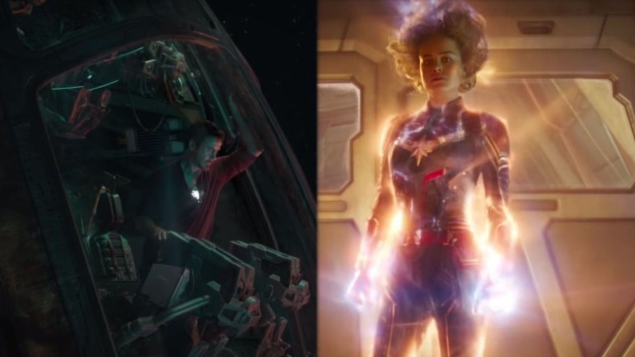 Avengers: Endgame Captain Marvel IMDb Most Anticipates Movies 2019