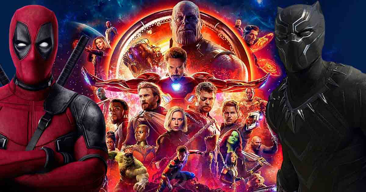 Photo of Google Searches 2018: 'Deadpool 2' & 'Black Panther' Beat 'Avengers: Infinity War'