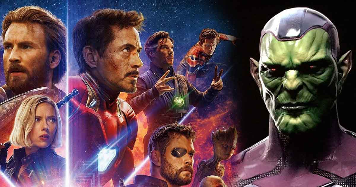 Photo of New 'Infinity War' Concept Art Reveals Skrulls Were Almost A Part of the Movie
