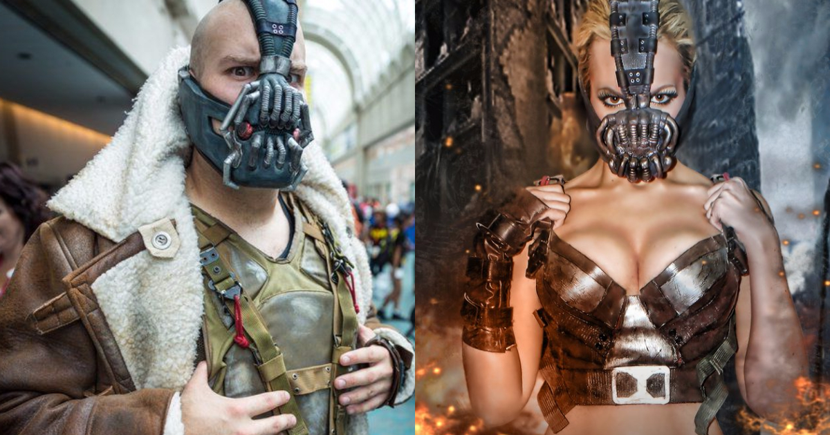 Photo of 25 Unbelievable Bane Cosplays That Will Blow Your Senses