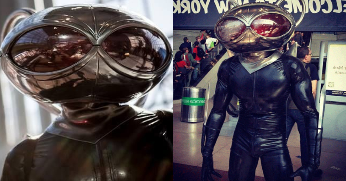 Photo of 25 Unbelievable Black Manta Cosplays That Will Blow Your Senses