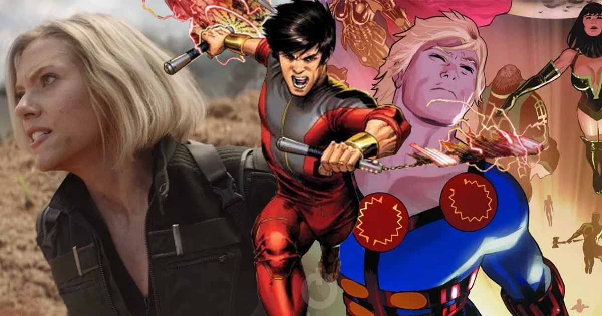 Photo of Marvel Delays Black Widow, Eternals & Shang-Chi Once Again