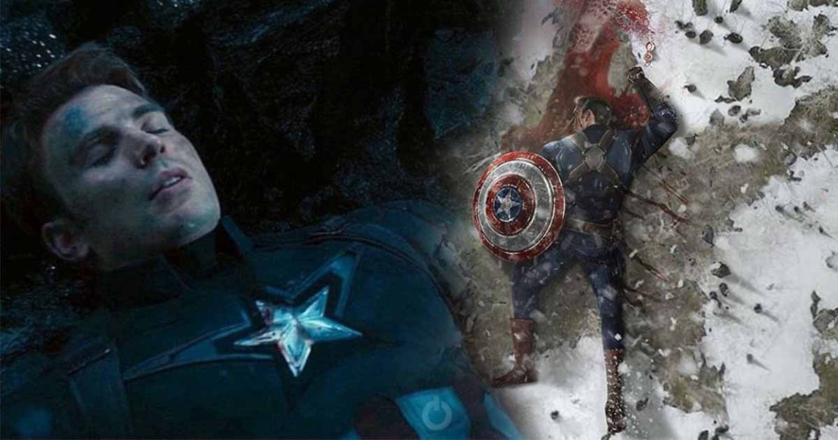 Photo of New Avengers: Endgame Art Work Portrays a Brutal Death For Captain America