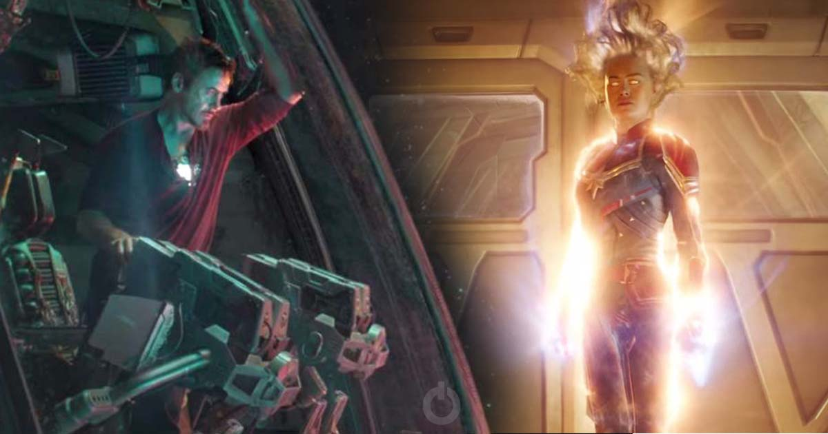 Photo of New 'Avengers: Endgame' Theory Suggests Captain Marvel Will Rescue Tony Stark