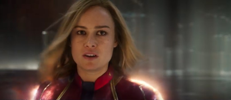 Captain Marvel Super Bowl TV Spot