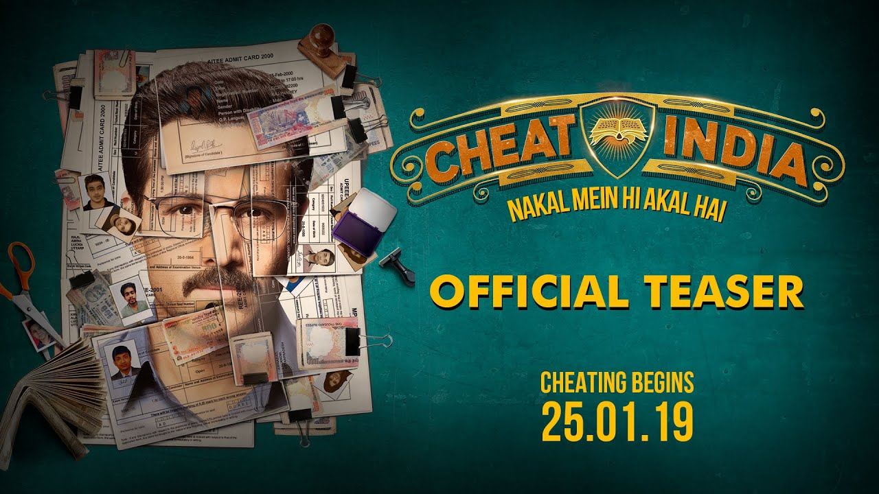 Cheat India Mp3 Songs Download