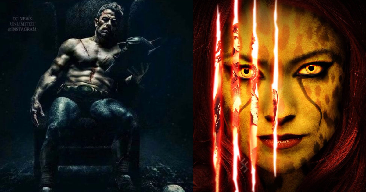 Photo of 25 Mind-Blowing DC Movies Fanmade Posters That Are Better Than The Real Ones