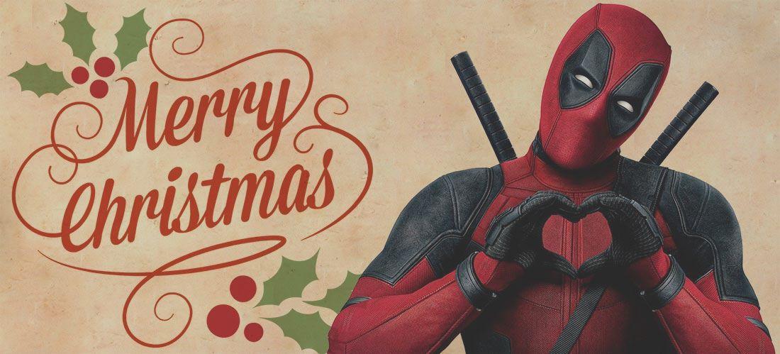 Deadpool Killed Santa Claus