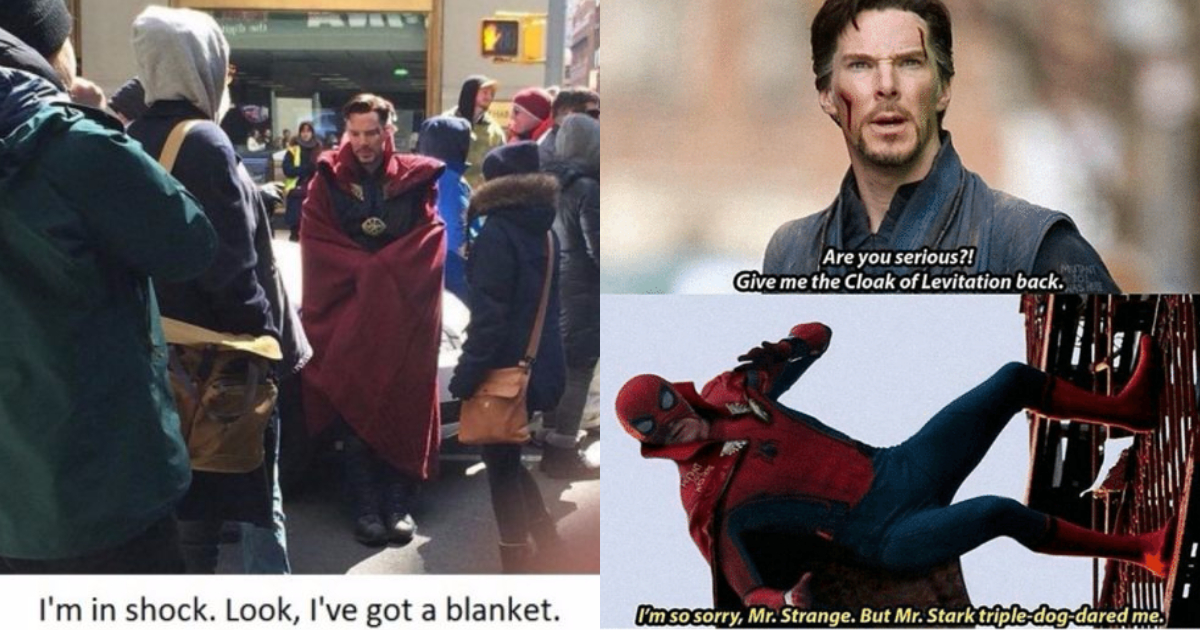 Photo of 25 Funniest Doctor Strange And The Cloak of Levitation Memes