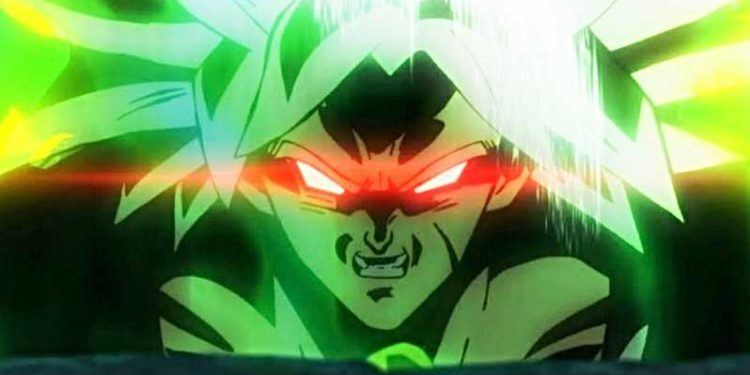 Dragon Ball Super Broly Movie Download