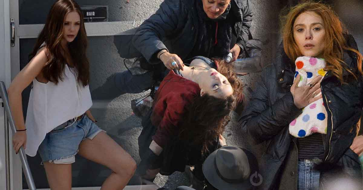 Photo of 25 Awesome Elizabeth Olsen On-Set Pictures That Will Blow Your Senses