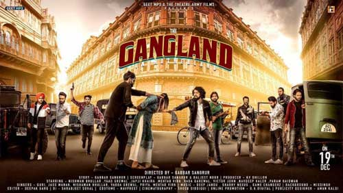 Gangland In Motherland Web Series Download