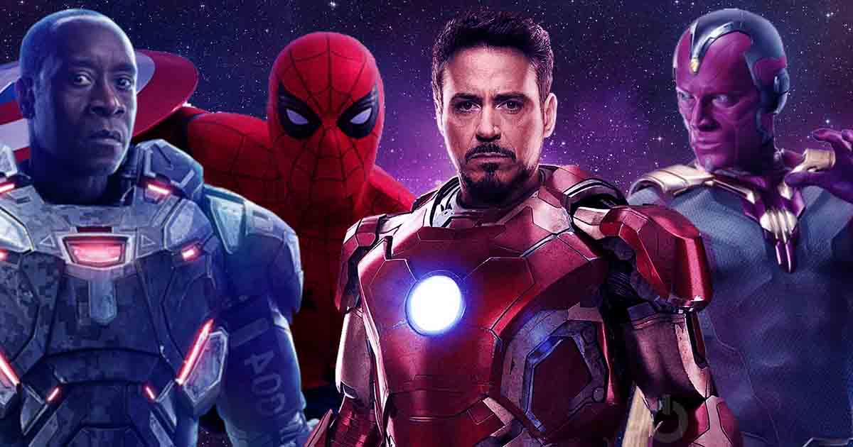 Photo of Only Four of Over Twenty Superheroes in 'Avengers: Infinity War' Were Actually Avengers