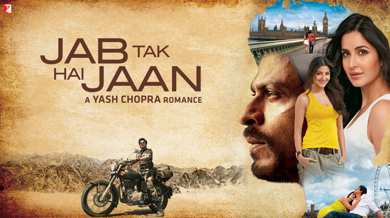 Photo of Jab Tak Hai Jaan Full Movie Download in BluRay and DVDRip HD