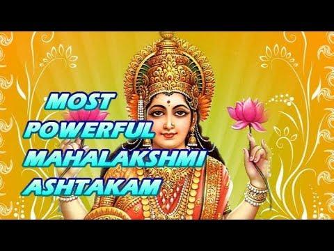 Mahalakshmi Ashtakam Lyrics