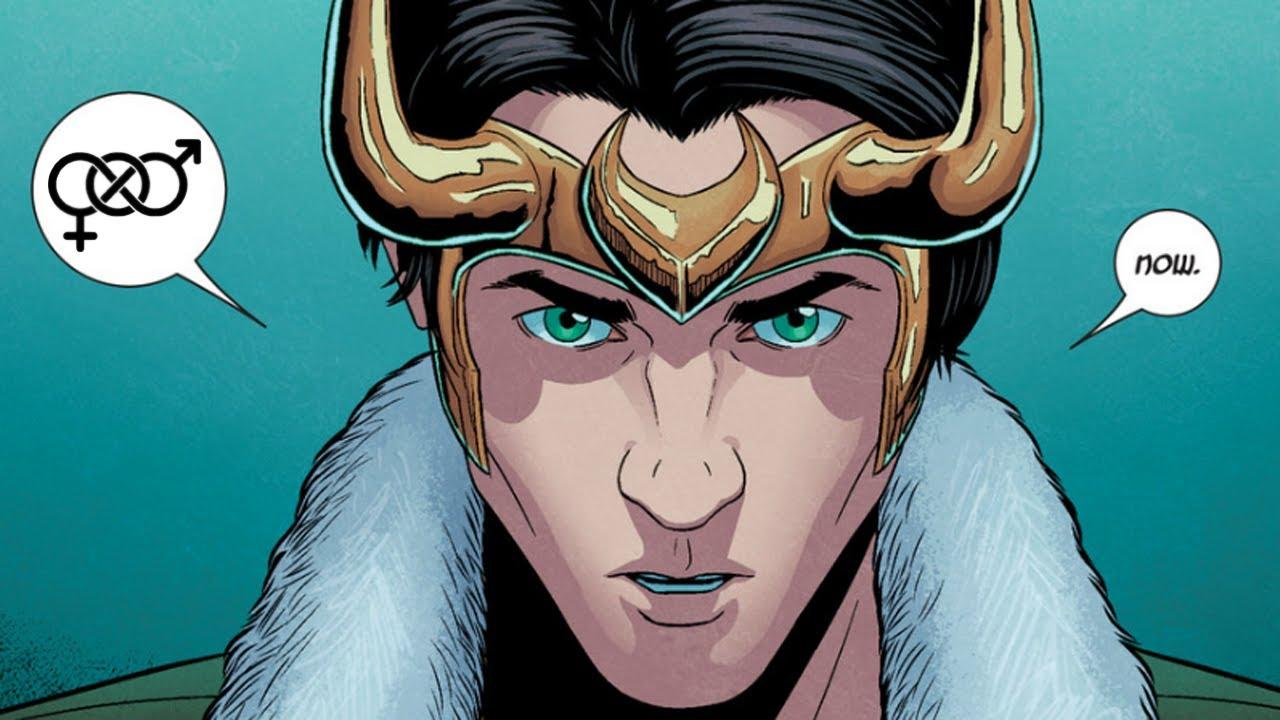 Marvel's Loki Tv Series