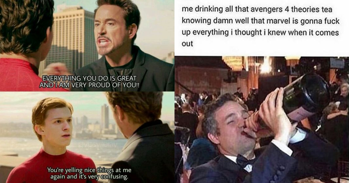 Photo of 27 Craziest Marvel Memes That Will Make You Laugh Uncontrollably