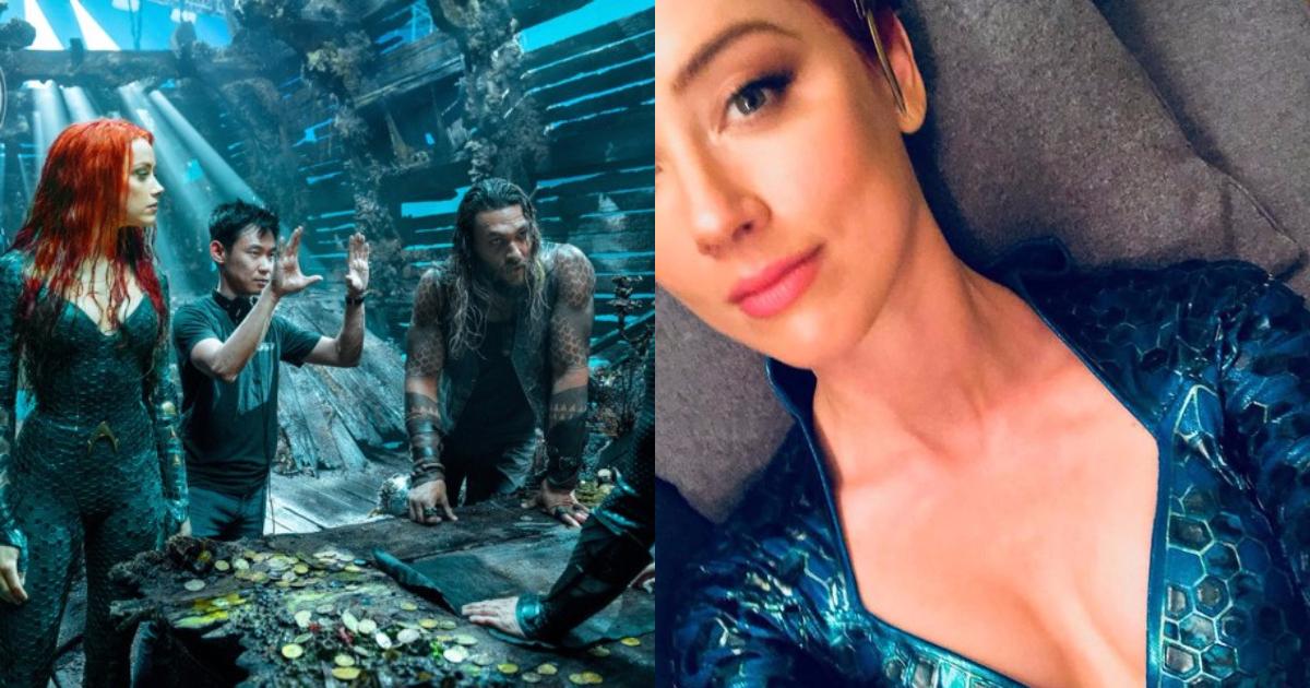 Mera From Aquaman Movie
