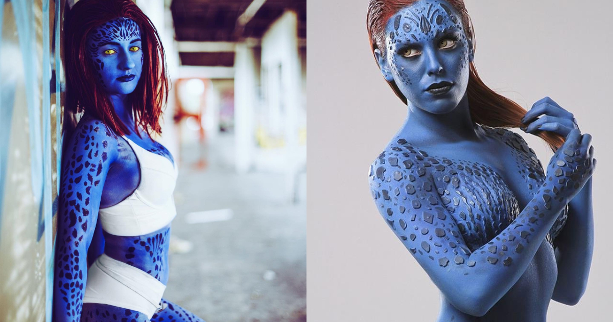 Photo of 25 Unbelievable Mystique Cosplays That Will Blow Your Senses