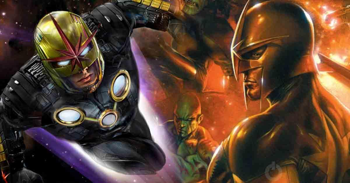 Guardians of the Galaxy Nova MCU