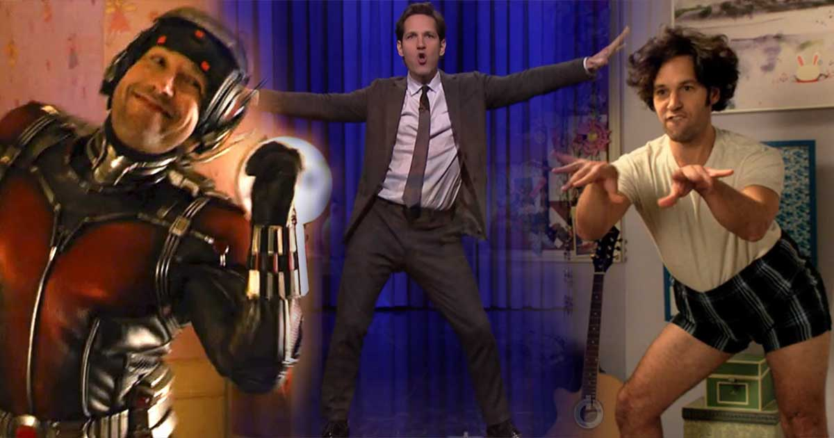 Photo of 25 Funniest Paul Rudd GIFs That Will Make You Burst Into Laughter