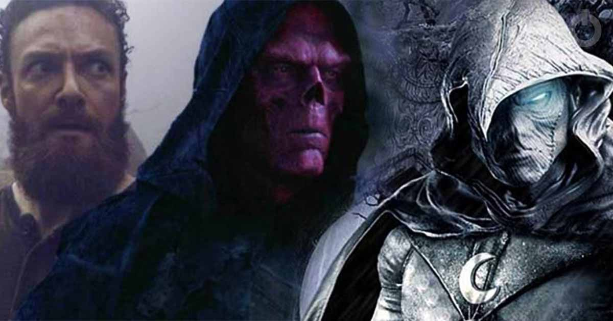 Photo of Ross Marquand on Red Skull Return And Playing Moon Knight in MCU