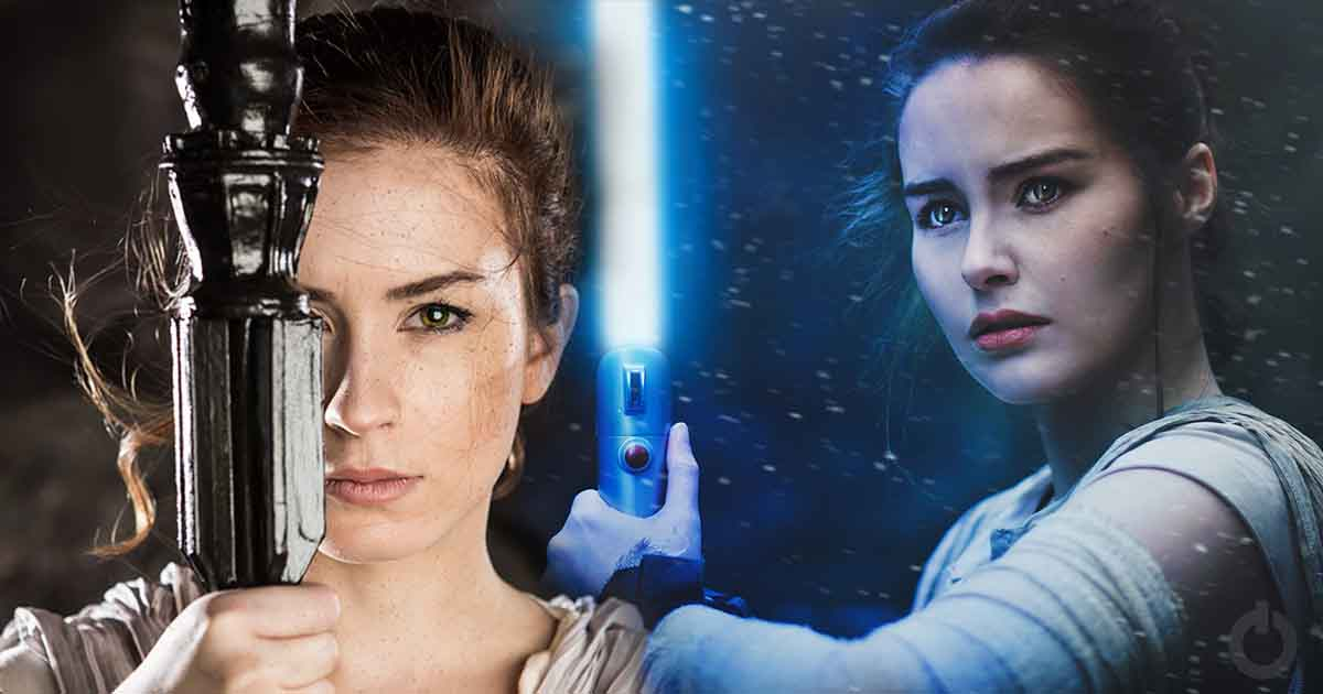 Photo of 25 Unbelievably Hot Star Wars Rey Cosplays That Will Blow Your Senses