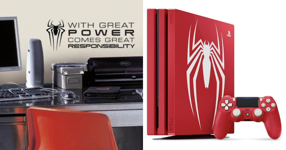 Photo of 25 Geeky Gifts For Every Spider-Man Fan