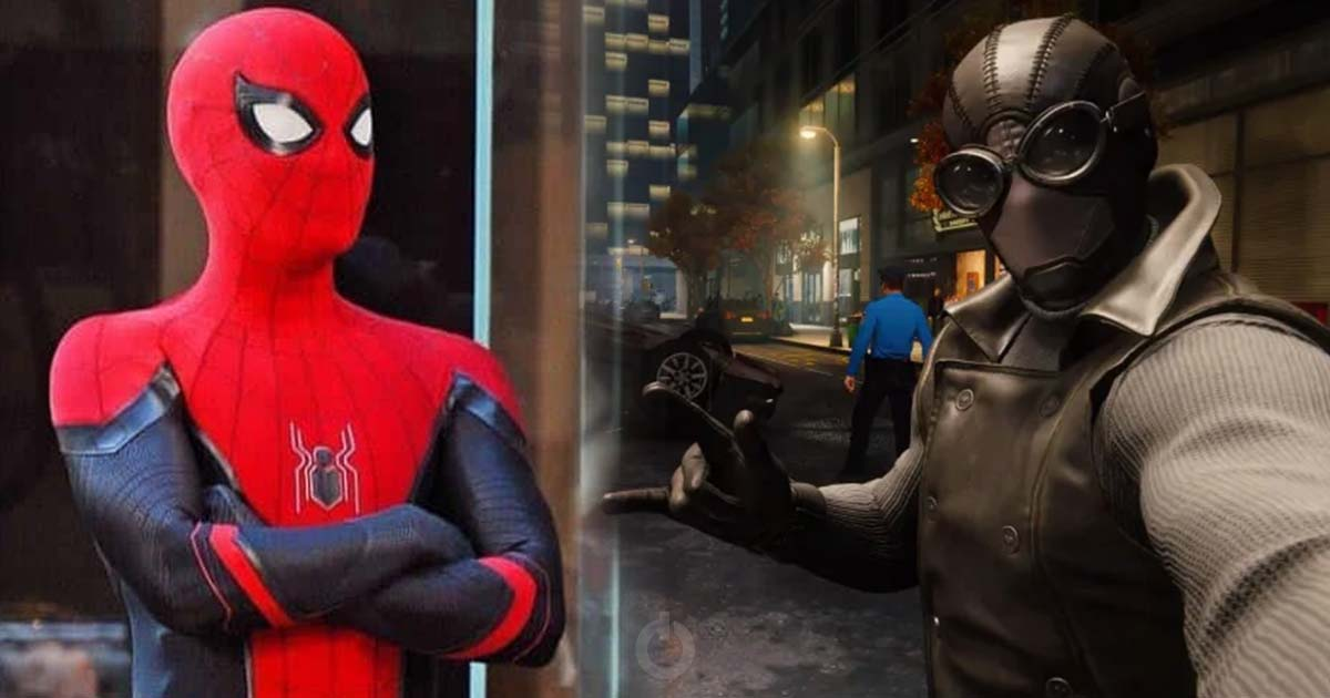 Photo of The New Suits of Spider-Man: Far From Home Revealed Through Statues