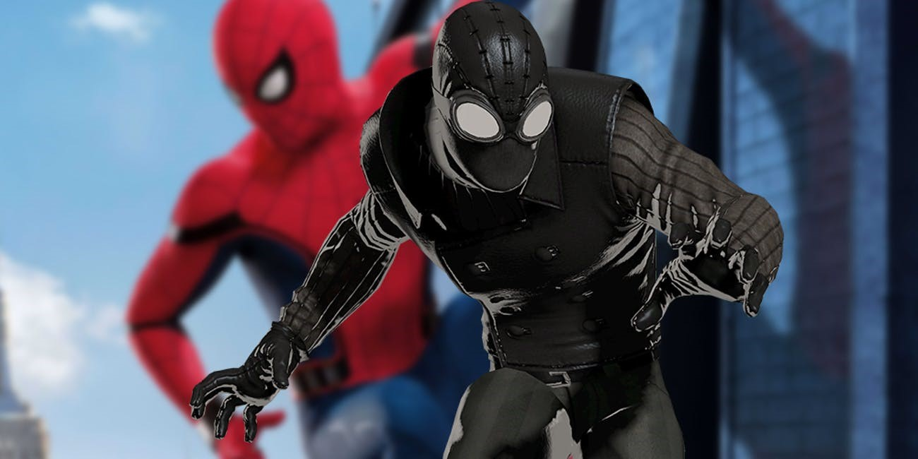 Photo of Sony Reveals The Official Name of Spider-Man Black Stealth Suit