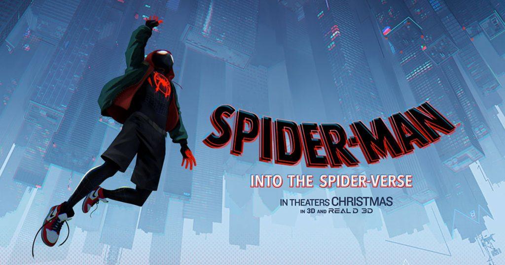 Spiderman Into The Spider Verse Movie Download