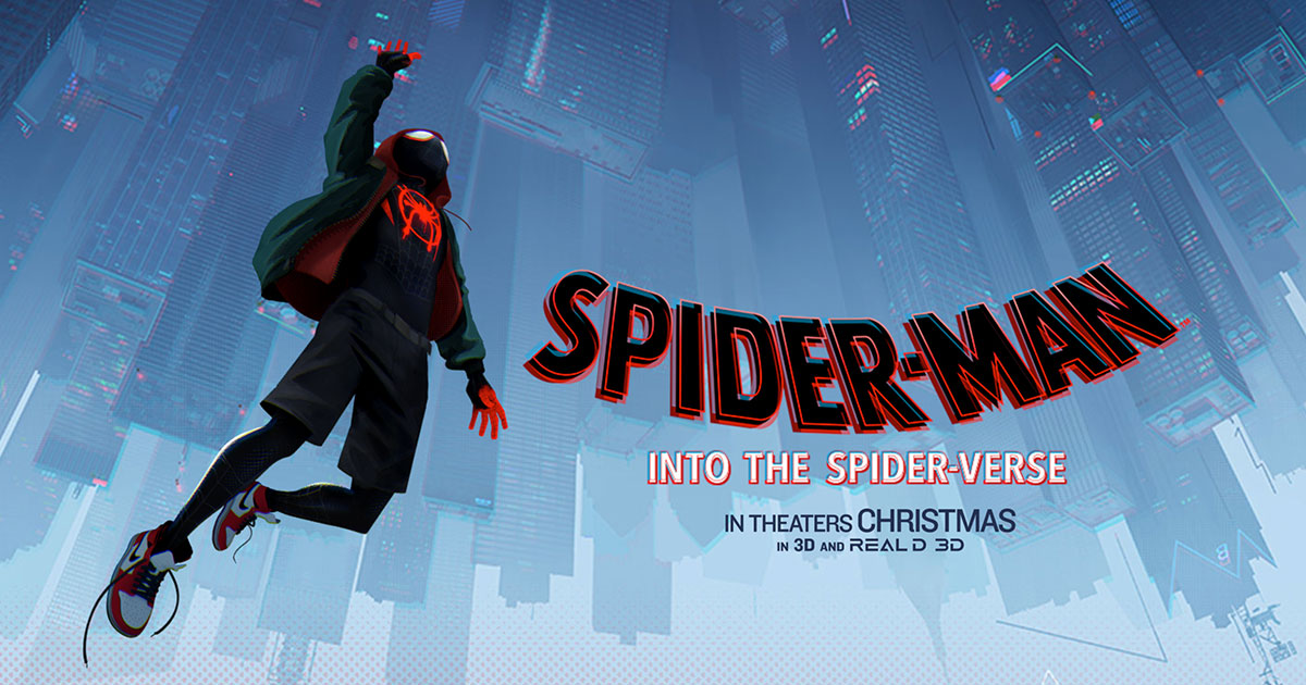 Into the Spider-Verse Spider Man