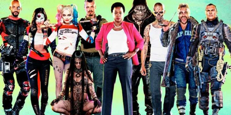 Suicide Squad Full Movie Download In Tamil