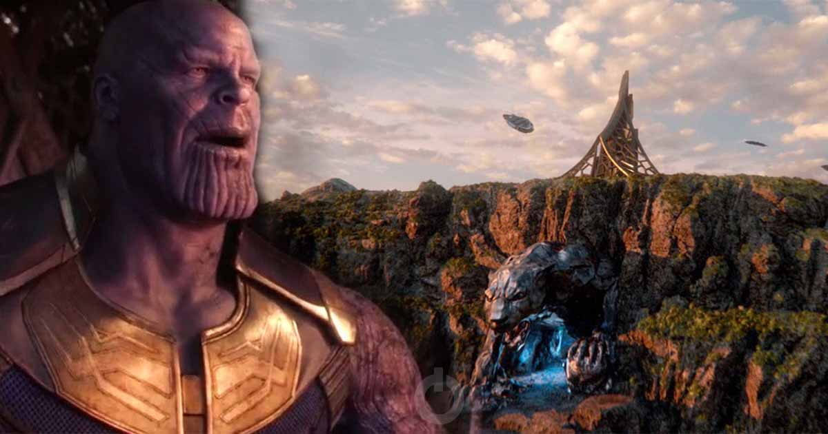 "Photo of Avengers: Infinity War Theory – ""Titan 2"" is Actually Wakanda"