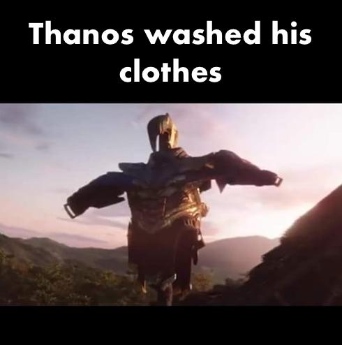Avengers Endgame Memes