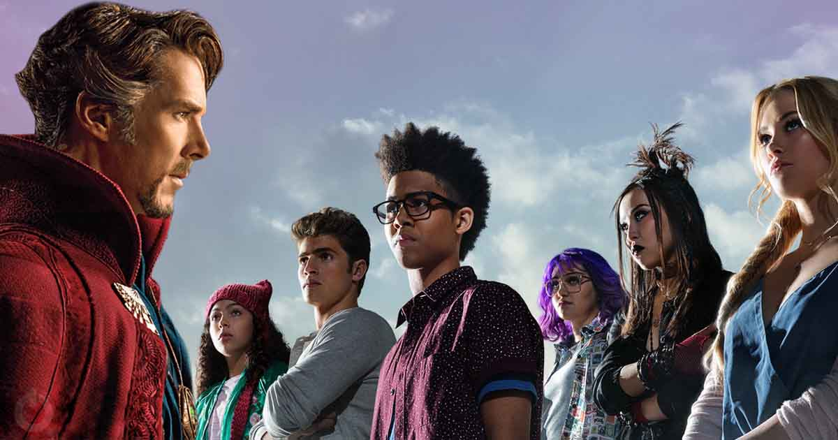 Runaways Season 2 Trailer Doctor Strange