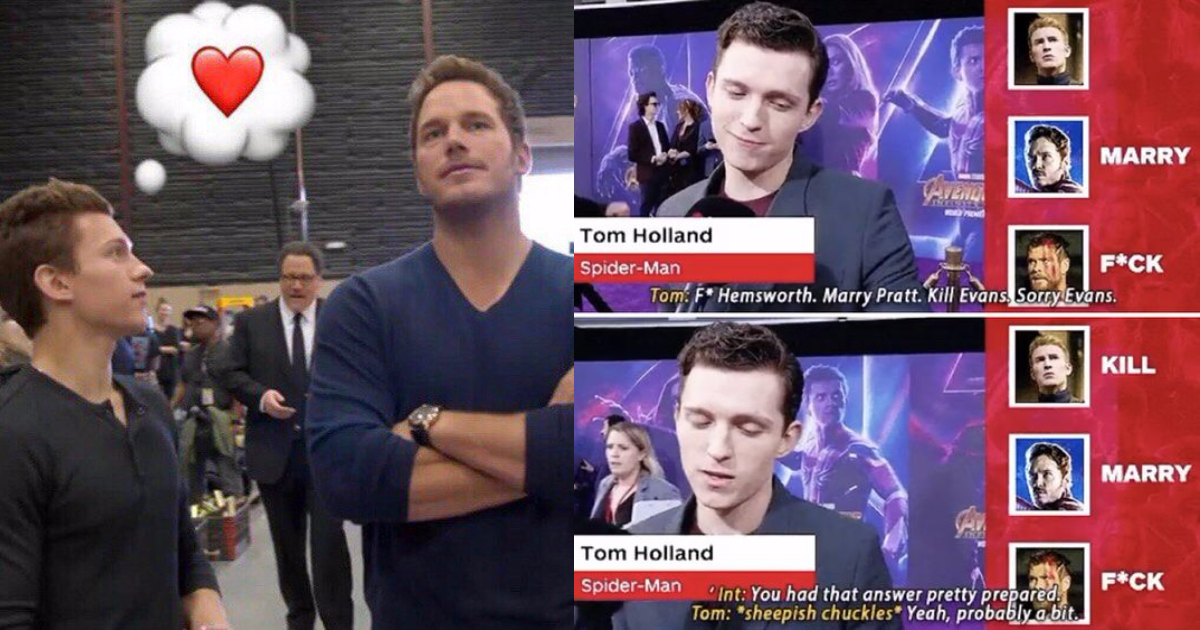Photo of 25 Things That Reflect Tom Holland's Love For Chris Pratt