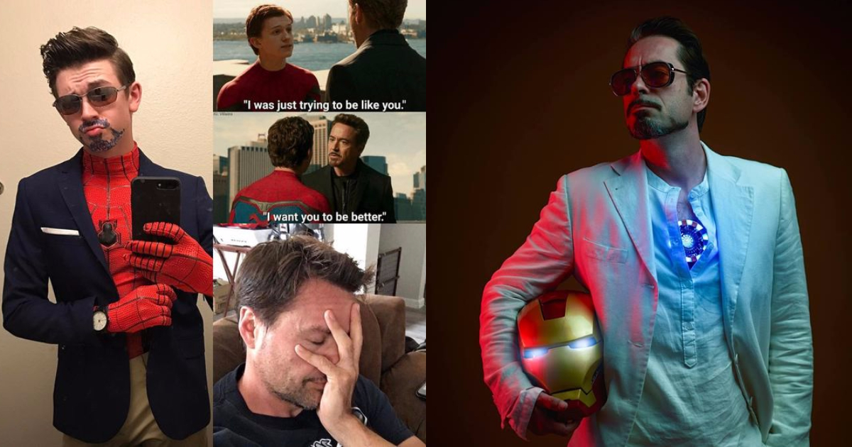 Photo of 25 Extremely Real Tony Stark Cosplays That Will Blow Your Mind
