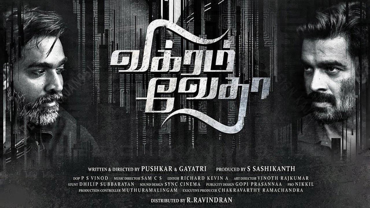 Vikram Vedha Tamil Full Movie