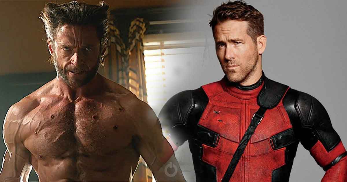 "Photo of Ryan Reynolds And Hugh Jackman's ""War"" Intensifies Over Deadpool And Wolverine Crossover"
