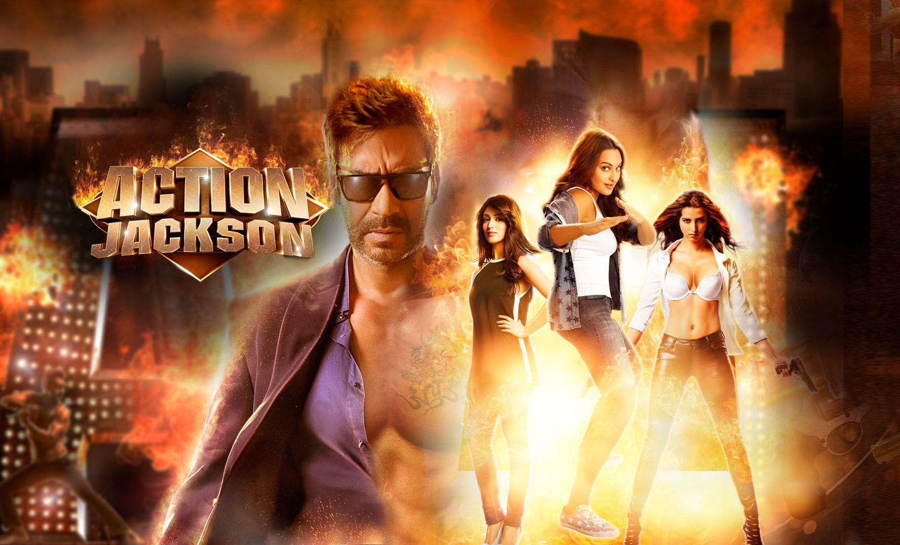 Action Jackson Full Movie Download