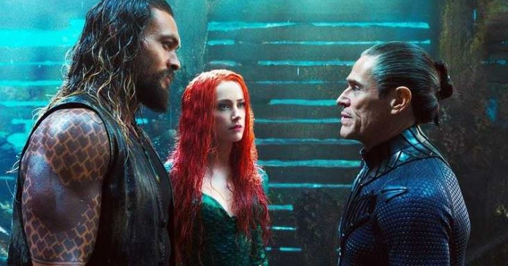 Aquaman Box Office Marvel DC