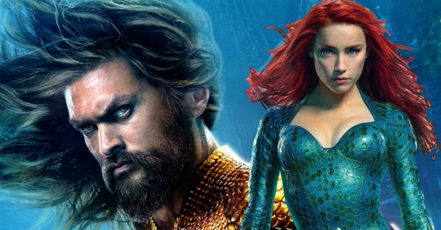Photo of Aquaman Stars Jason Momoa & Amber Heard Top IMDb's Most Popular Celebs List