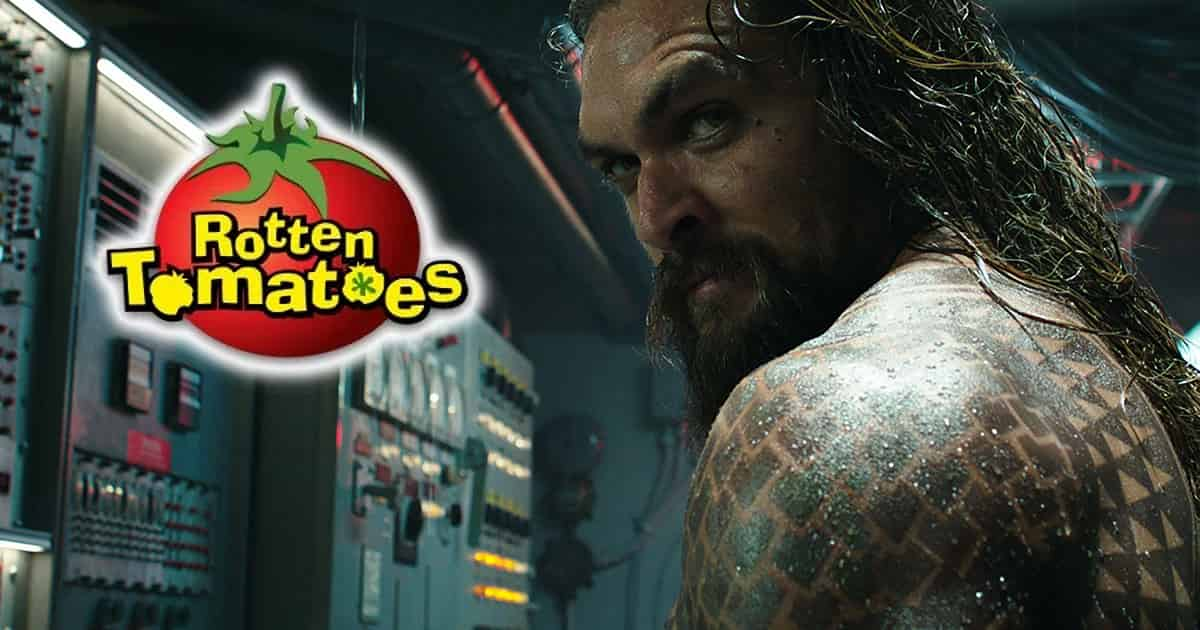 Photo of The Early Rotten Tomatoes Score For Aquaman is in and It's Positive